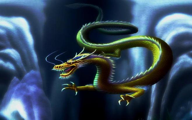 6.西方神话中带翼的动物