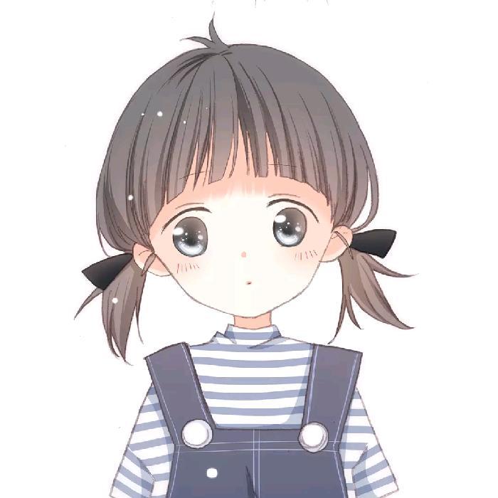 小清新可爱萌卡哇伊女生头像